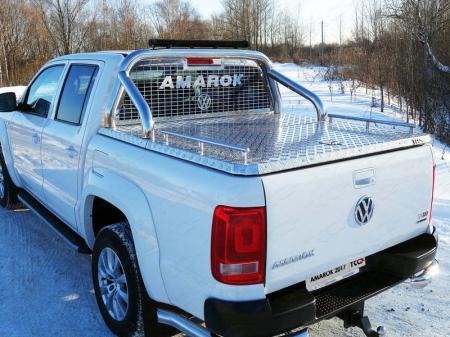 Volkswagen Amarok 2016-Рейлинг длинный (комплект)